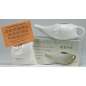 Neti Pot - inclusief 15 gram Himalaya zout | 110