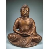 Boeddha Amitabha brons 34 cm | 1262