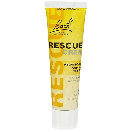 Bach Rescue Cream tube 150gr